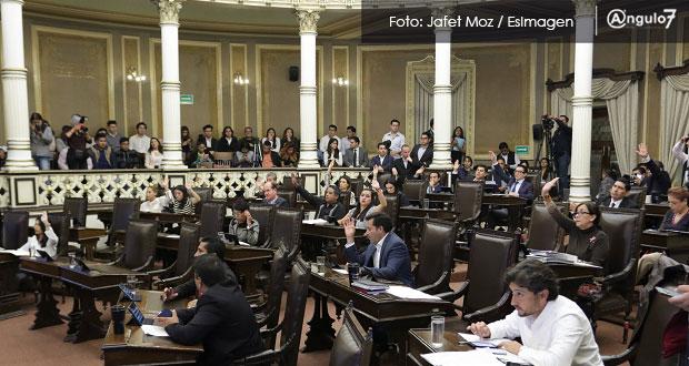 Abrogan en Congreso Ley Bala, a cinco años de crearla Moreno Valle