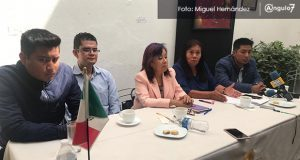 Acusan a Abdalá y Carvajal de querer sabotear asambleas de Morena