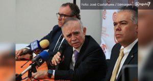 Romo pide IP poblana no dejar de invertir; no habrá persecución fiscal