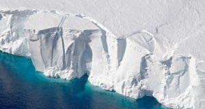 Se desprende un glaciar de 260 km cuadrados en la Antártida