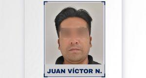 Aprehenden en Jalisco a presunto violador de dos menores en Puebla