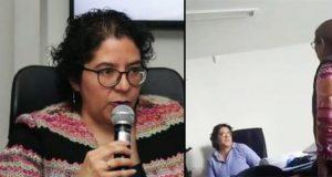 Renuncia comisionada de Vivienda tras ser exhibida por violencia laboral