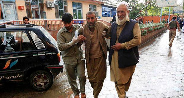Ataque contra templo islámico en Afganistán deja al menos 62 muertos