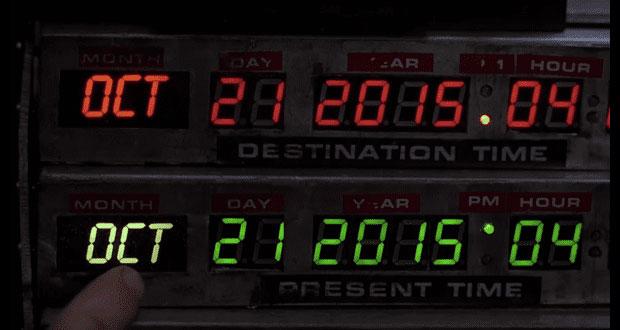#BackToTheFutureDay: la fecha en que Marty McFly viajó al futuro