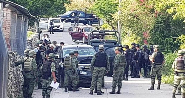 Balacera deja 14 presuntos delincuentes y soldado muertos en Guerrero