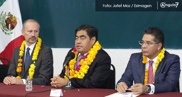 Barbosa anuncia presupuesto de 4 mmdp en 2020 para apoyos al campo poblano