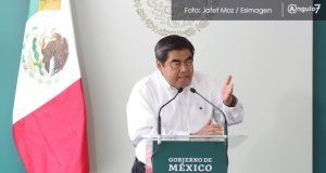 Barbosa, en top 15 de mandatarios mejor evaluados a dos meses de su gobierno