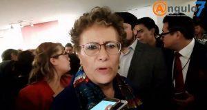 Proceso por renovación del CEN de Morena sigue: Bertha Luján