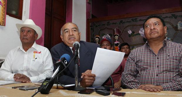 CROM y CTM exigen participar en obras de la Cuapiaxtla-Cuacnopalan