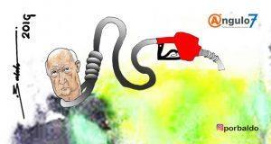 Caricatura: Fin a la era Deschamps en sindicato de Pemex