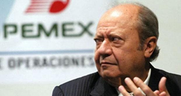 Tras 26 años, Romero Deschamps deja dirigencia del sindicato de Pemex