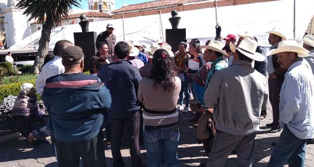 Chignahuapan iniciará obras de salud, agua y vivienda en 2020