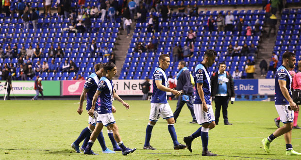 Club Puebla pierde ante Atlas y prácticamente se despide de la liguilla
