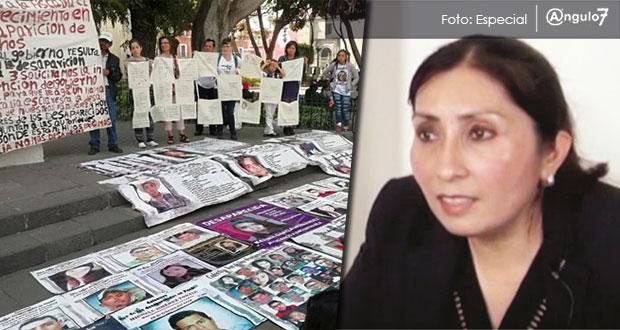 Mapeo de desapariciones e incluir a familiares: aspirante a Comisión de Búsqueda