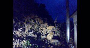 Comuna de Huitzilan revisa daños causados por fuertes lluvias