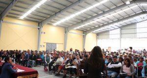 Comuna de Tepexi apoya a habitantes para escriturar propiedades