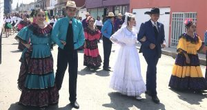 Con caravana cultural, Antorcha invita a su 45 aniversario en Puebla