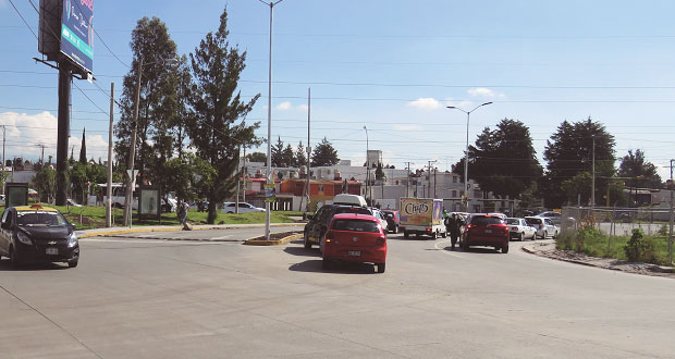 Concluyen obras en bulevar Carmelitas y reabren circulación: Infraestructura