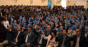 Sin unanimidad, Consejo Universitario cobija a Esparza por caso Lobos BUAP