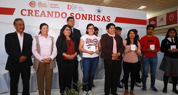 """Con """"Creando Sonrisas"""", San Andrés apoyará a jóvenes con ortodoncias"""
