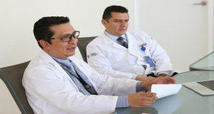 Acreditan a especialidad en cirugía oral del HUP como sede del Enare