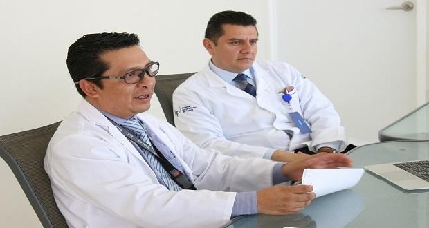 Acreditan a especialidad en cirugía oral del HUP