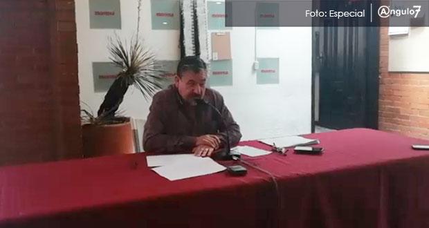 Con cambio de sedes y quejas, alistan congresos de Morena este 20 de octubre