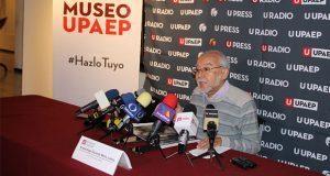 En Upaep, explican influencia prehispánica y cristiana en Día de Muertos