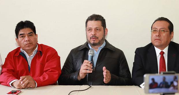 El PT en Puebla busca aumentar a 60 mil afiliados al cierre de 2019