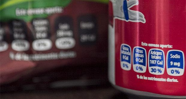 Etiquetado de bebidas procesadas es difícil de entender para el 40%