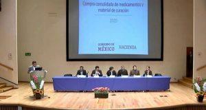 Federación planea compra directa de medicamentos especiales en 2020