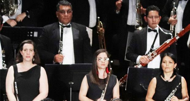 Filarmónica 5 de Mayo tocará 5 obras de mexicana Gina Enríquez