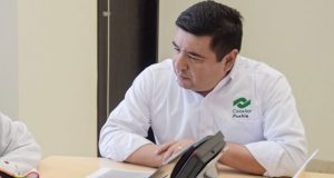 Alvarado deja dirección del Conalep tras acusación de violencia de género