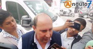 Gobierno no busca remover a Patjane de Comuna de Tehuacán, afirma Segob