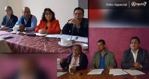 Grupos del Sitbuap buscan competir si hay nuevas elecciones