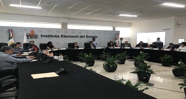 1 de diciembre, plebiscitos en 3 juntas auxiliares pendientes; 5 mdp costarán