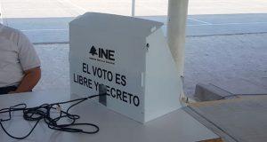 INE apoya elección de inspectores y dirigentes vecinales en Puebla