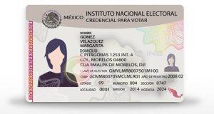 INE llama a revisar vigencia de credencial y tramitar nueva