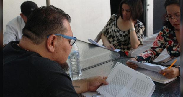 Imacp anuncia nuevo ciclo de talleres Lettera en la Angelópolis