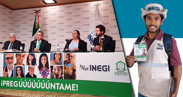 En marzo de 2020, Inegi iniciará censo de población en el país