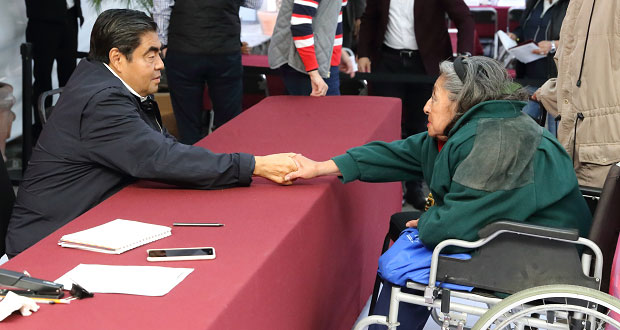 Jornadas Ciudadanas rompen cerrazón de gobiernos pasados: poblanos
