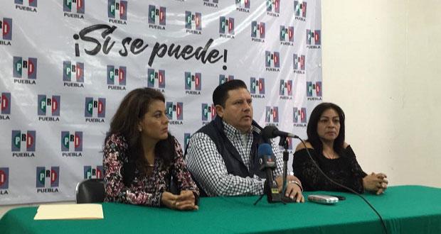 """Juntas auxiliares, """"tiradero de cadáveres"""": PRI municipal de Puebla"""