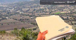Semarnat no evaluará MIA de mina en Ixtacamaxtitlán por amparo de habitantes