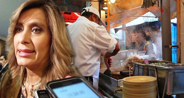 Alcaldesa propone impuesto a tacos y mexicanos reaccionan