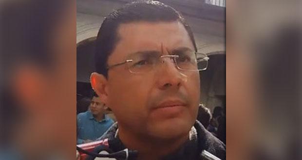De un disparo, se suicida Mauricio García, exdirector de Archivos y Notarías