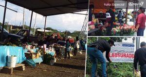 """Mercaderes de La Trinidad buscan prosperar sin """"intimidación"""" de Atlixco"""