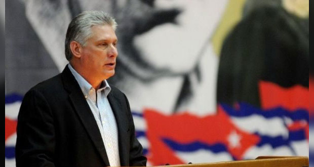 Cuba reinstituye el cargo de presidente y elige a Miguel Díaz-Canel
