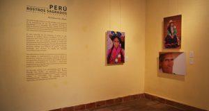 Muestran riqueza cultural de Perú en exconvento de Santa Rosa
