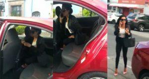 Mujer insulta a conductor de Uber y lo acusa de abuso sexual