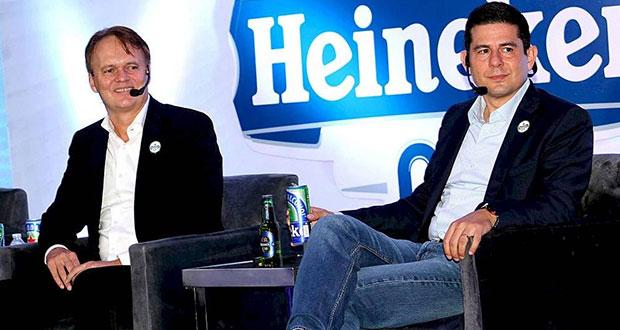 Presentan en México la cerveza sin alcohol: Heineken 0.0